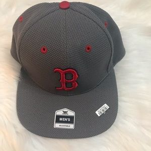 Men's Boston SnapBack Baseball cap.